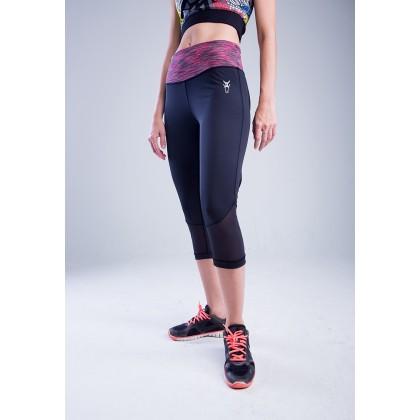 Amnig Women Venture 3/4 Legging