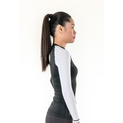 Amnig Women Diligent Compression Long Sleeve Top