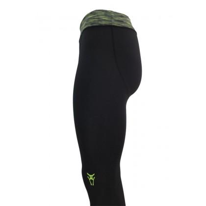 Amnig Men Verve Compression Long Pants