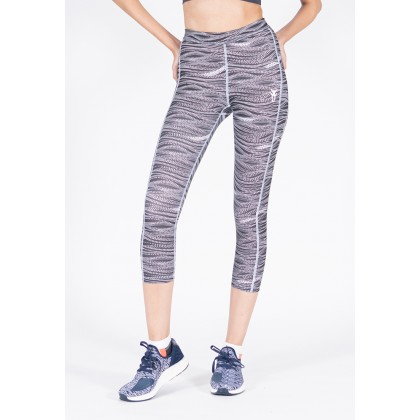 Amnig Women Active Capri