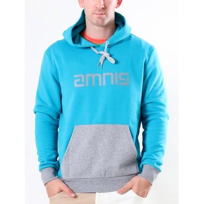 Amnig Men Logo Hoodies