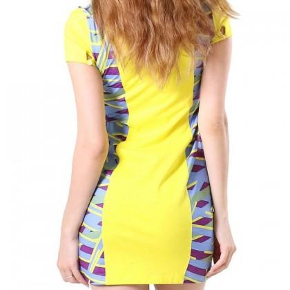 AMNIG Blazing Shirt - Yellow