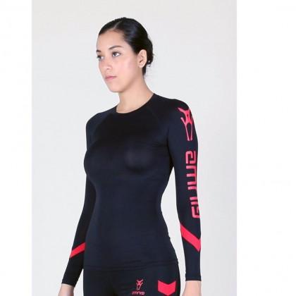 Amnig Women Maxforce Victory Compression Long Sleeve Top