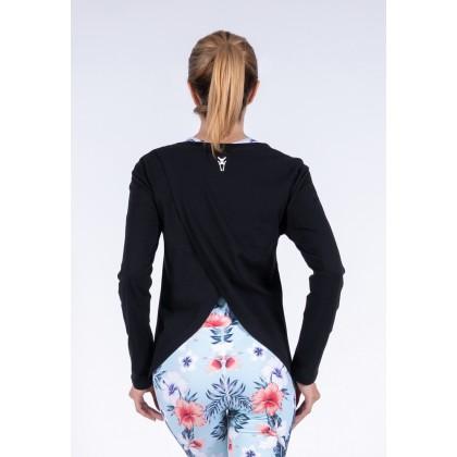 Amnig Women Studio Long Sleeve Top