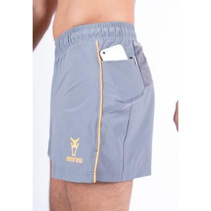"Amnig Men Aery 5"" Running Shorts"